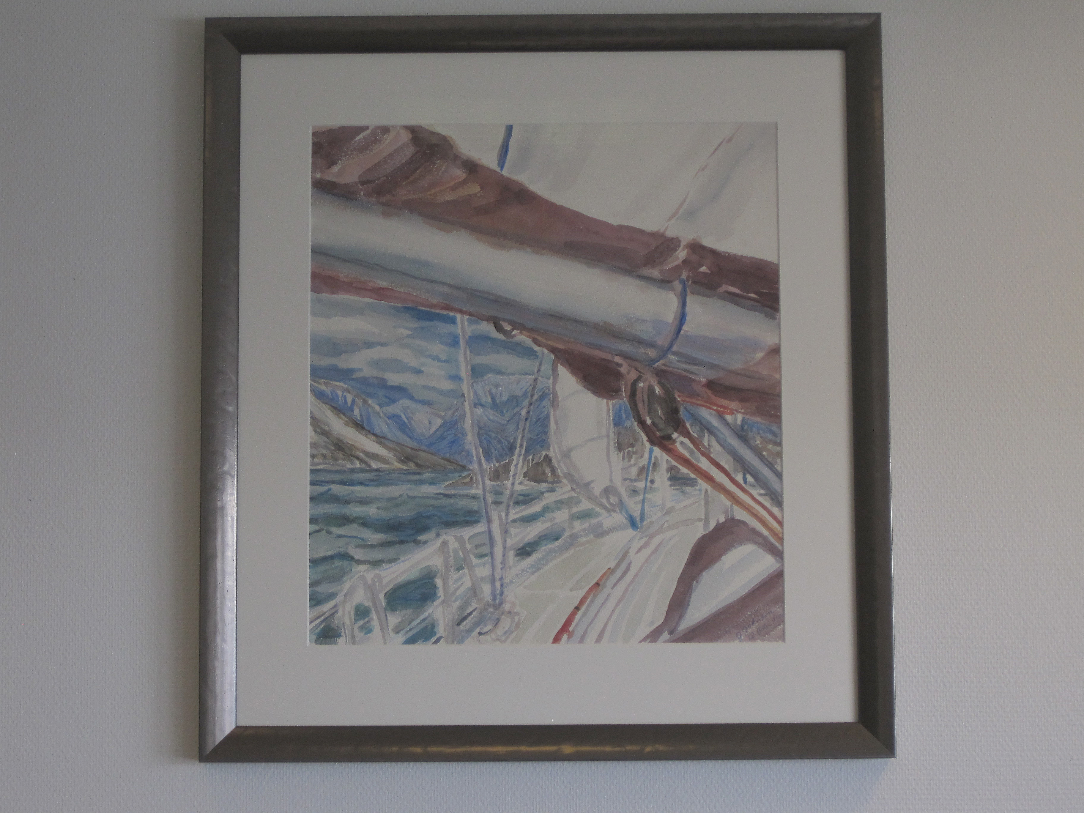 boreal yachting artic ice