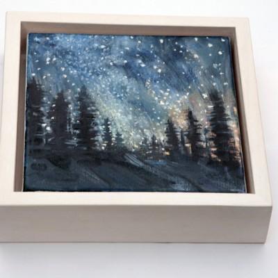 obeche wood frame