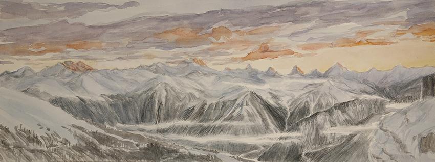 Berghotel wildstrubel Gemmi Pass
