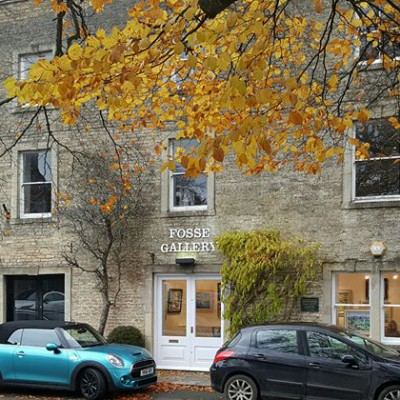 Christmas Exhibition 2016 Fosse Gallery Stow-on-the-Wold