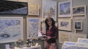 Landmark Art Fair Teddington London 2012