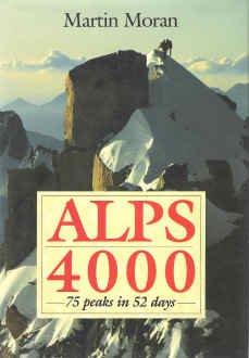 Alps 4000 Martin Moran