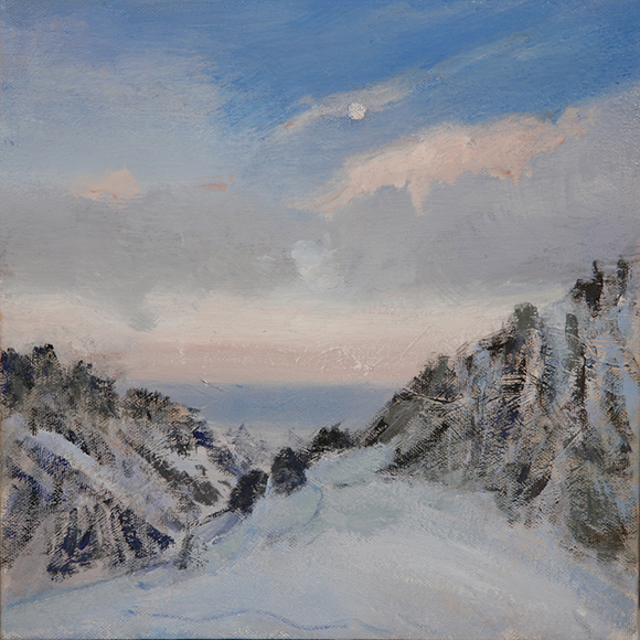 dauphine skiing touring Ecrins Haute Route
