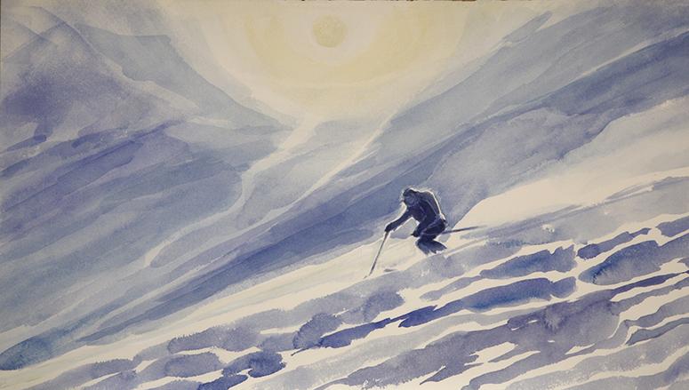 Monashees powder Canada skiing