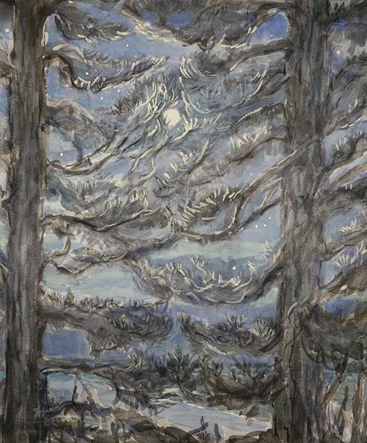 moon maine pines bethel