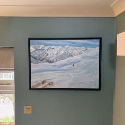Final Commission framed in situ