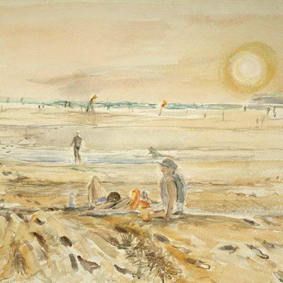 camber sands sun beach kent
